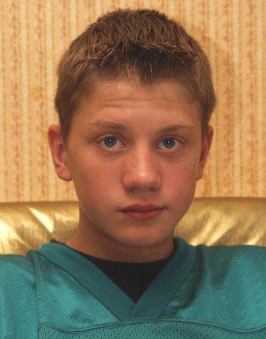 Moi oleg 14 ans
