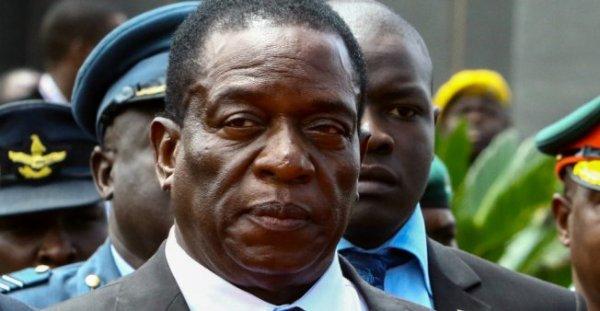 Au Zimbabwe aucune confiance a Emmerson Mnangagwa