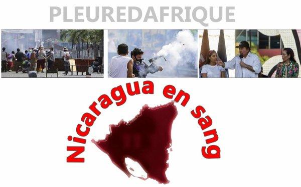 Alerte au crimes, le Nicaragua en sang