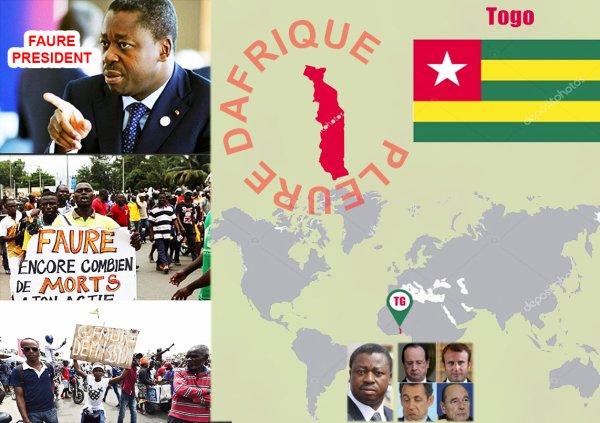Togo ....fraude électorale cela poura ne plus etre accepté la france ne doits plus soutenir la dictature