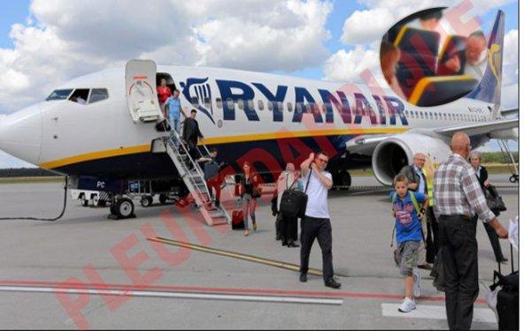 un passager raciste sur un vol Ryanair ,vraiment honteux de nos jours