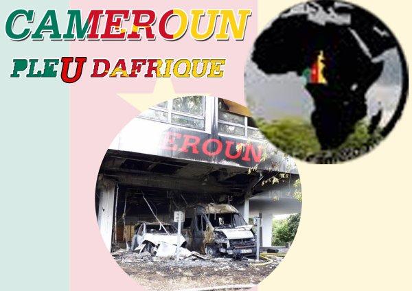 L'ARMÉE CAMEROUNAISE BRÛLE LES HÔPITAUX AVEC DES MALADES .Tout le monde et soupçonné de terrorisme pour avoir une excuse  des crimes commis horrible situation