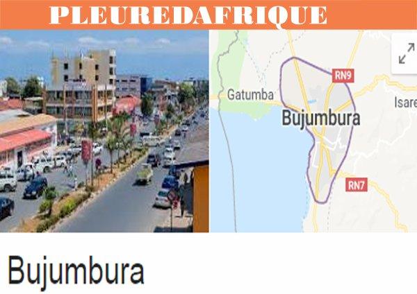 Bujumbura peut fermer les portes du Burundi, il ne pourra pas masquer la répression ce crimminel en puissance avec toute sont autaurité