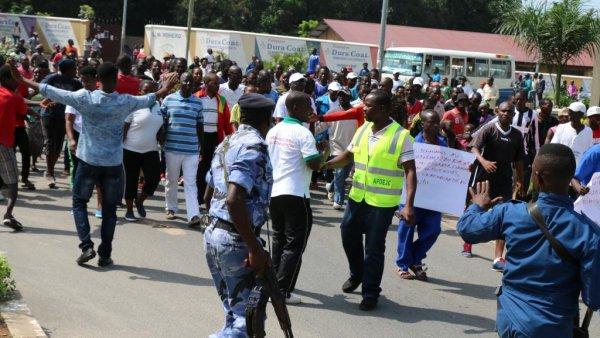 Burundi:mort de deux opposants