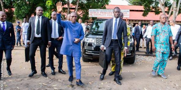 BENIN :PATRICE TALON SUR LE CHEMIN DES VRAIS DICTATEURS
