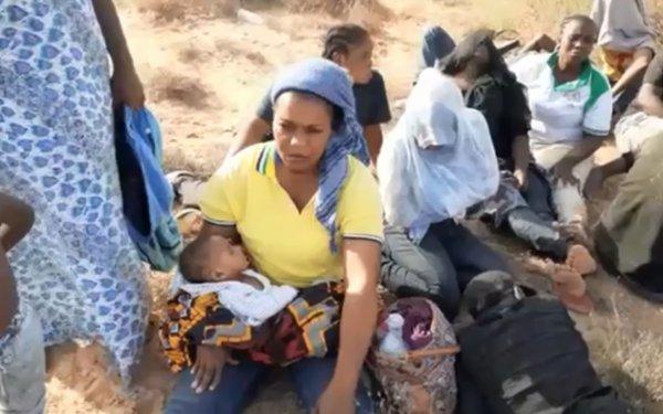Voila ce que la Tunisie fait l'Algerie a fait pareil :Tunisie : le SOS de migrants ivoiriens expulsés vers le désert libyen