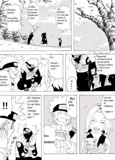 Doujin SasuSaku : Hanami