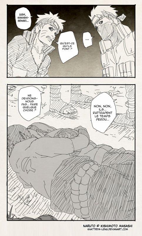 Mini scènes SasuSaku (1)