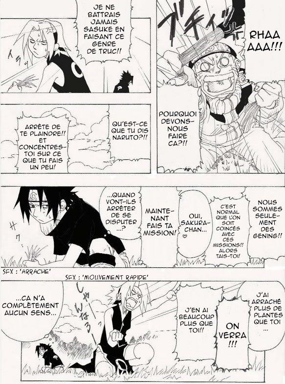 Doujin SasuSaku : Bandage