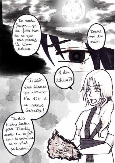 Doujin SasuSaku : Omoide o Arui [suite 2]