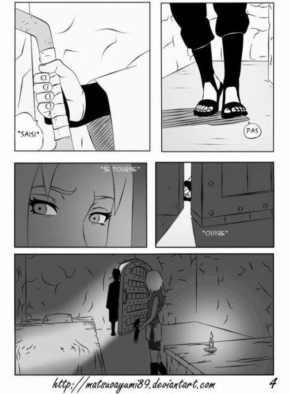 Doujin SasuSaku : I can't give up on you