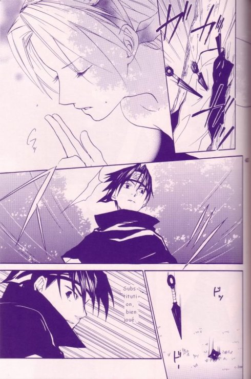 Doujin SasuSaku : The Play of Adolescence [suite 5]