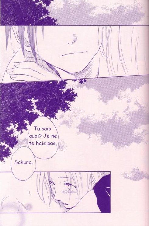 Doujin SasuSaku : The Play of Adolescence [suite 6]
