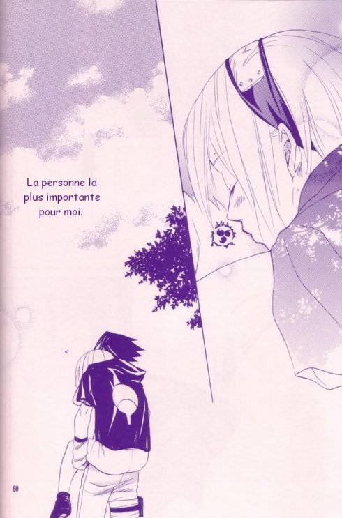 Doujin SasuSaku : The Play of Adolescence [suite 7]