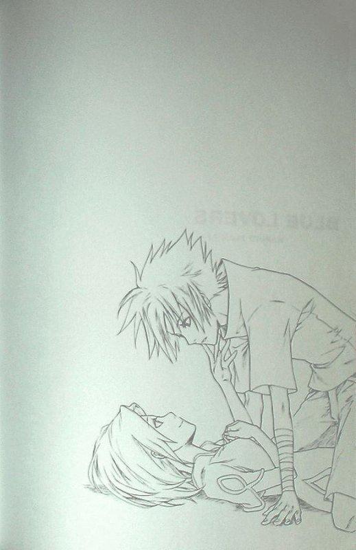 SasuSaku : Blue Lovers