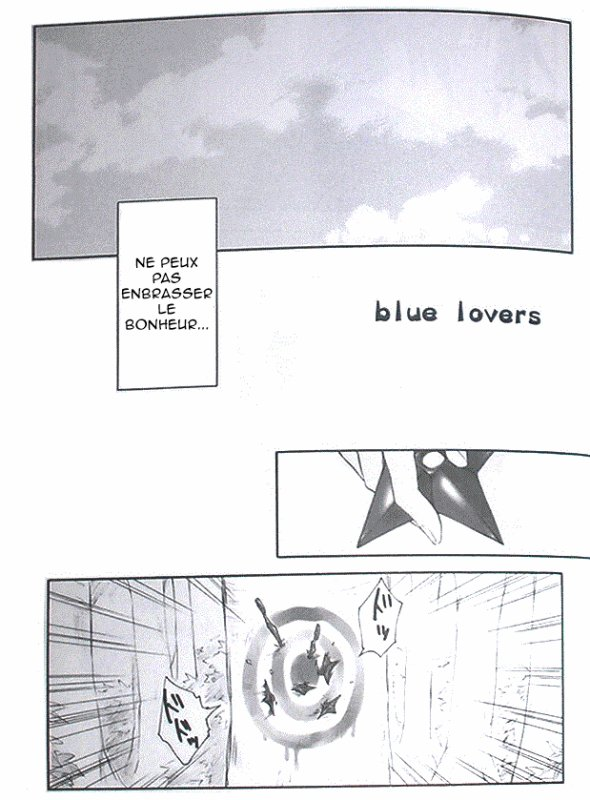 SasuSaku : Blue Lovers