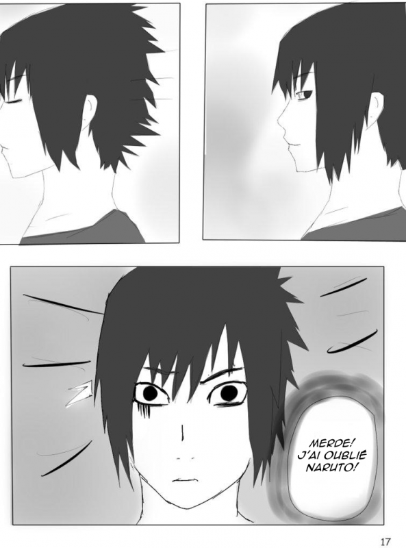 Doujin SasuSaku : Different [suite 2]