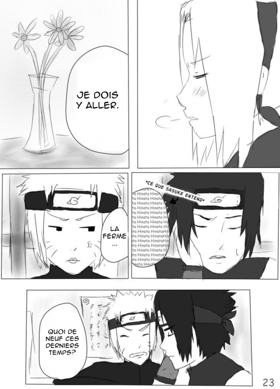 Doujin SasuSaku : Different [suite 3]