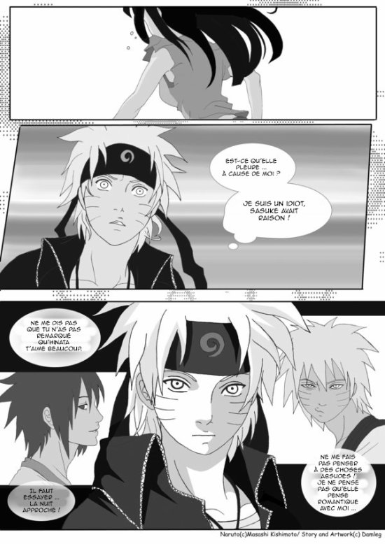 Doujin SasuSaku : Konoha High School [suite 11]