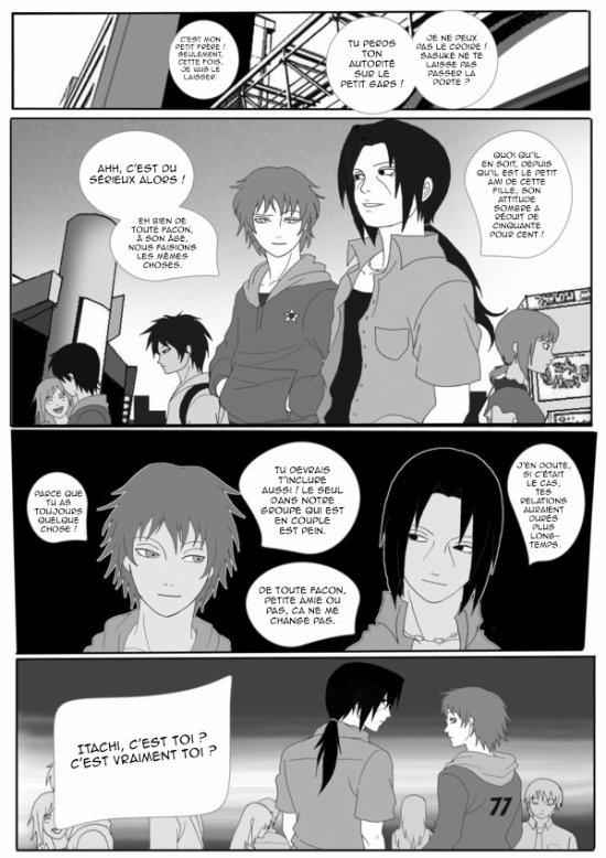 Doujin SasuSaku : Konoha High School [suite 12]