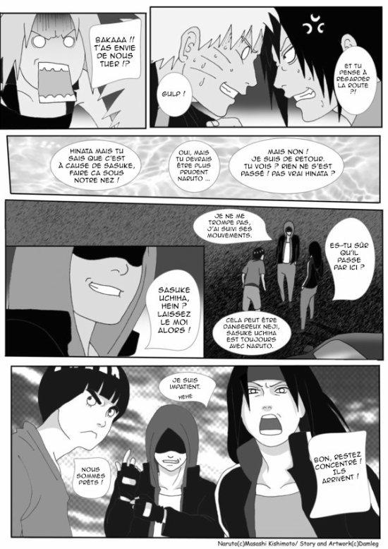 Doujin SasuSaku : Konoha High School [suite 17]