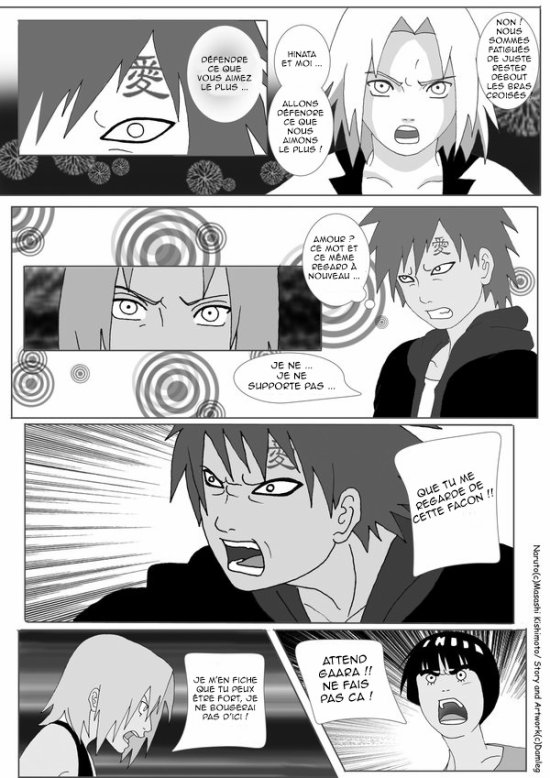 Doujin SasuSaku : Konoha High School [suite 18]
