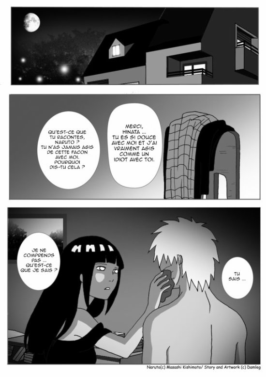 Doujin SasuSaku : Konoha High School [suite 20]