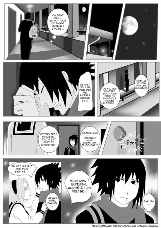Doujin SasuSaku : Konoha High School [suite 24]