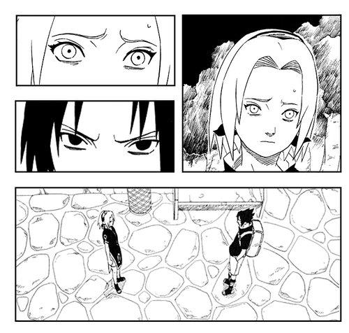 Doujin SasuSaku : POV Sasuke