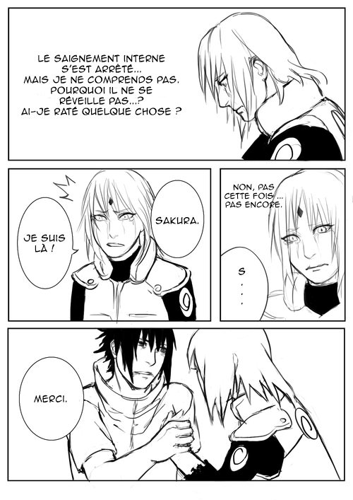 Doujin SasuSaku : Thank you
