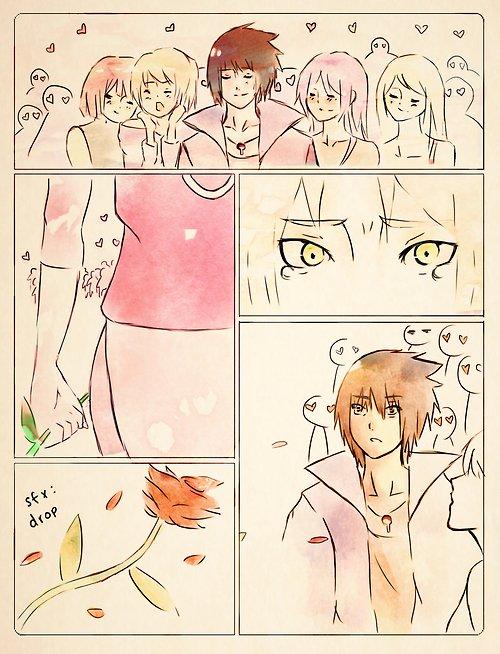 Mini scènes SasuSaku (14)