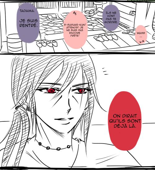 Mini scènes SasuSaku (18)