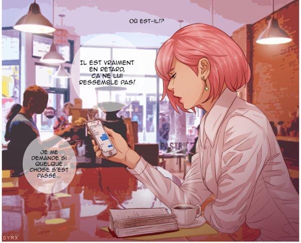 SasuSaku Month [Jour 2 : Late]