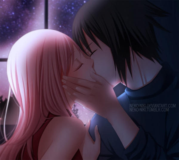 SasuSaku Month [Jour 6 : Night In]