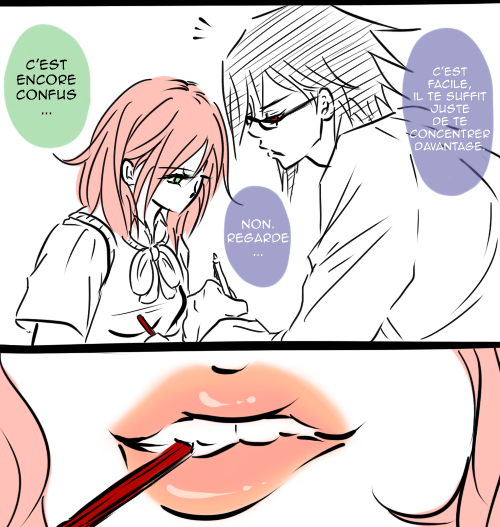 SasuSaku Month [Jour 8 : The Student Becomes the Teacher] (suite)