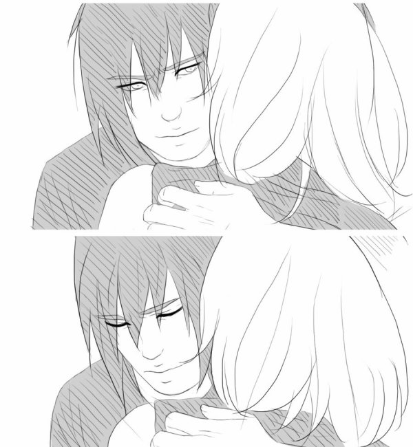 Mini scènes SasuSaku (20)