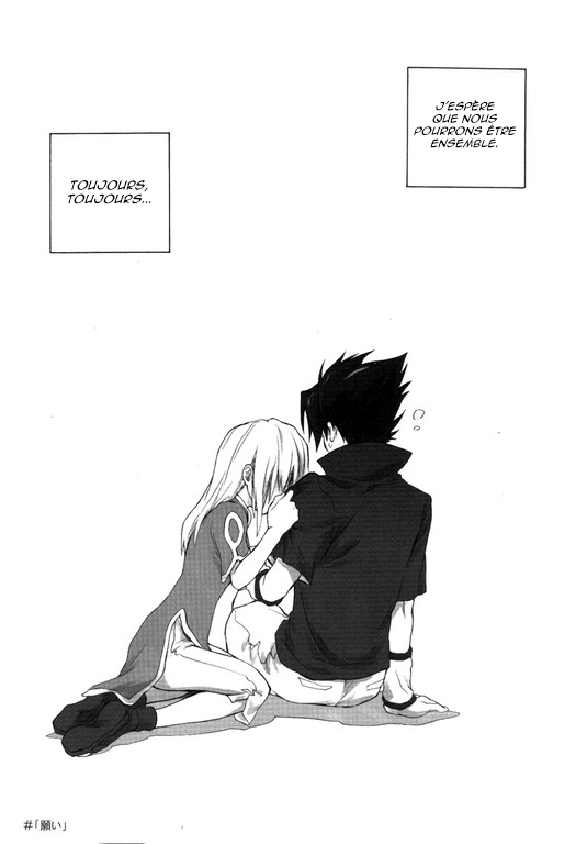 Doujin SasuSaku : アサキユメミシ (Asakiyumemishi)