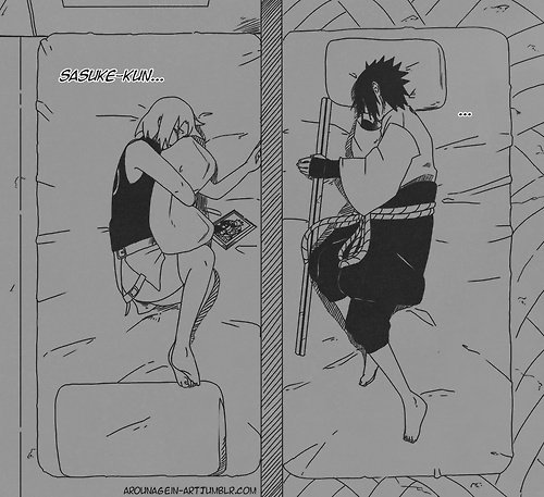 SasuSaku Month [Jour 25 : The Other Side of the Wall]