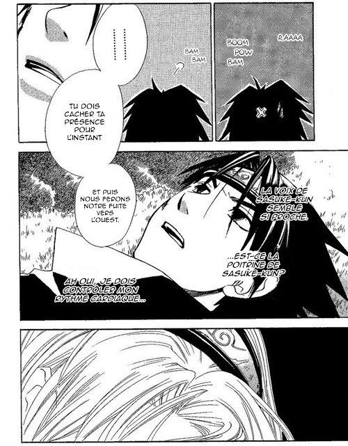 "Doujin SasuSaku : ときめき少年 (Tokimeki Shounen) ""Boy's Heartbeat"""