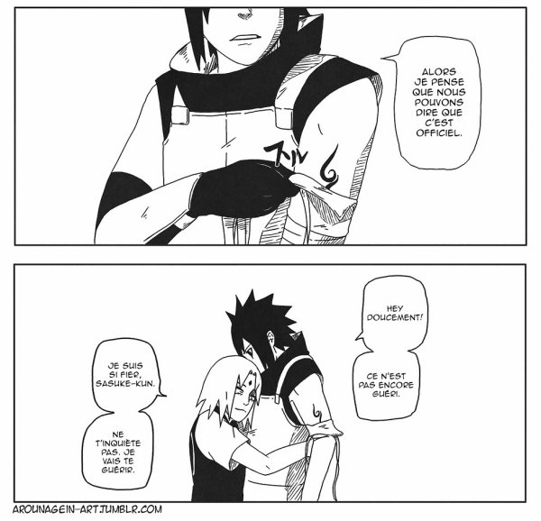SasuSaku Month [Jour 29 : Tatoo]