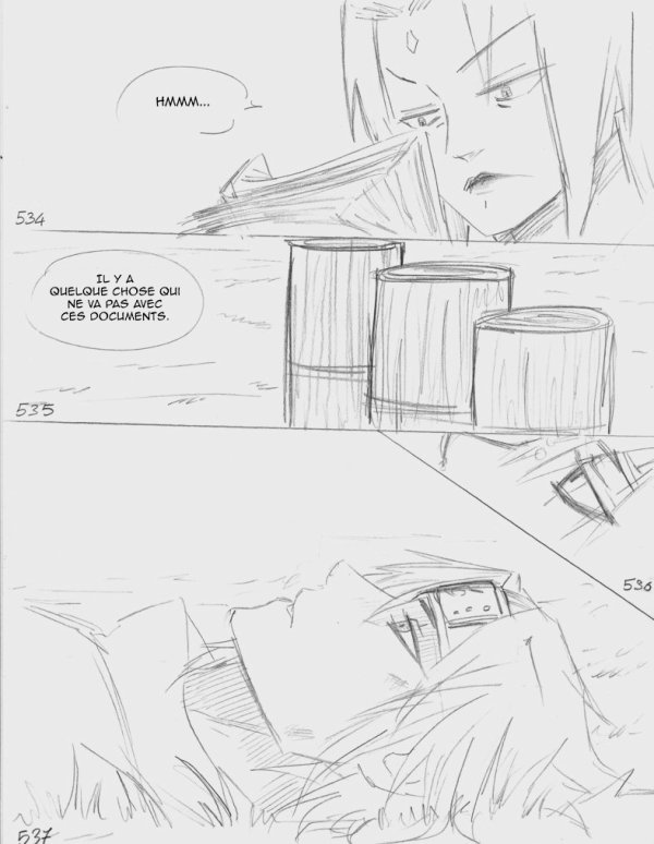 Doujin SasuSaku : A Small Favor [suite 12]
