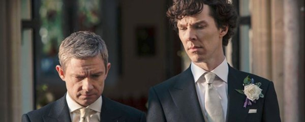 Sherlock: un démarrage explosif pour la saison 3
