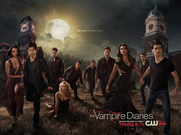 The Originals saison 2 + The Vampire Diaries saison 6