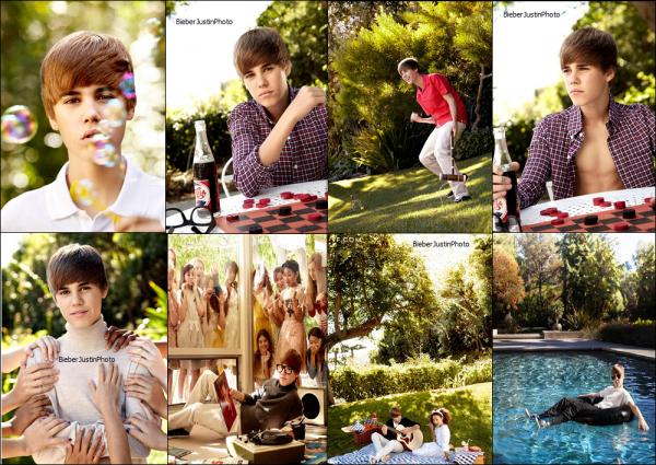 """Photoshoot de Justin pour le magazine """"VanityFair"""""""