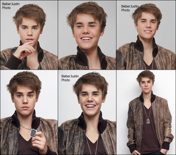 "Photoshoot de Justin pour ""Four Season Hotel"""