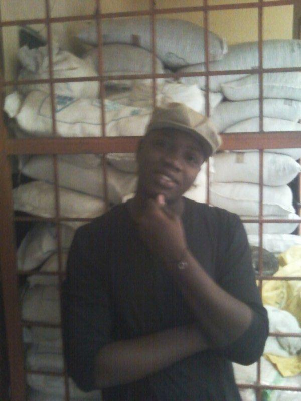 jeune Guinéen