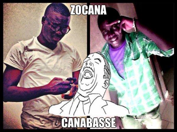 Canabasse Vs Zocana