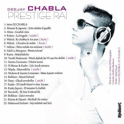 dj chabla 2012