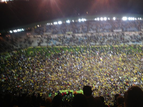 Nantes en ligue 1 :)