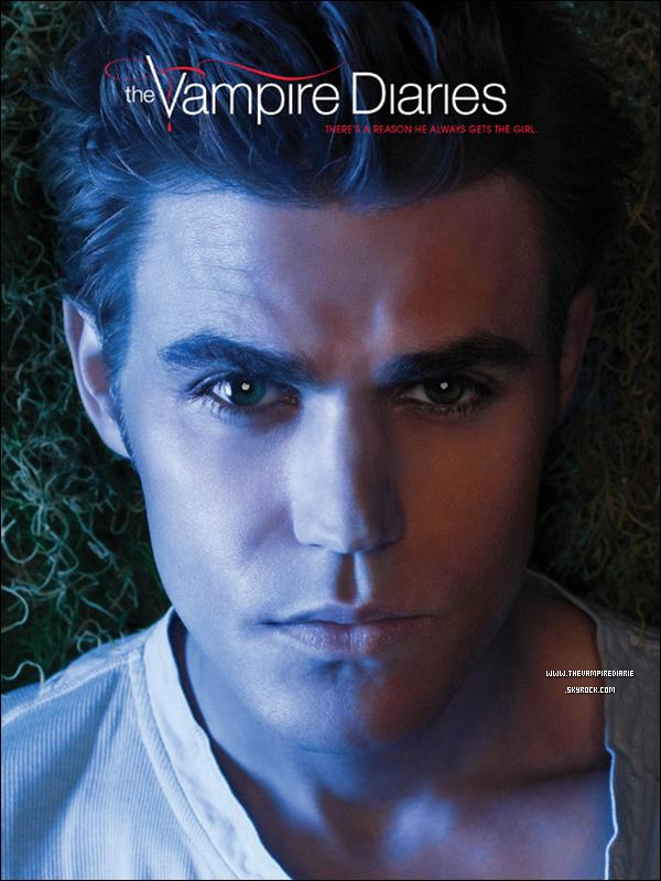 . » Nouveau poster de Stefan NEWS | Nouveau poster promotionnel consacré à Stefan. Comment le trouves-tu ? .